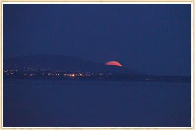 final phase moonset evian france