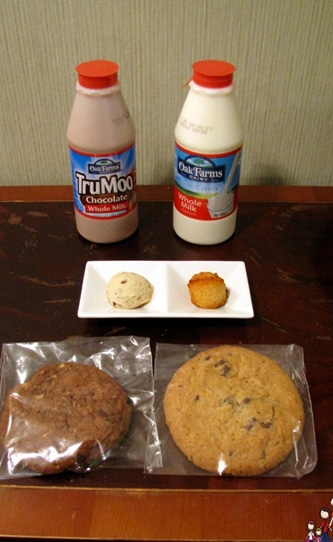 Omni Hotels Kids Milk and Cookies Delivery